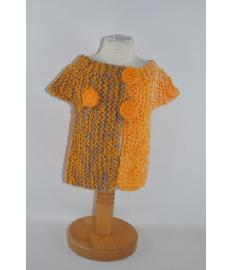 Gilet Lulu tricot - Taille 2/4 ans