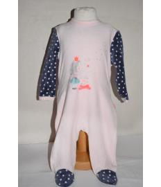 "Pyjama Chaud ""Little star is magic"""