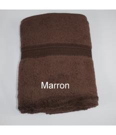 Serviette Marron