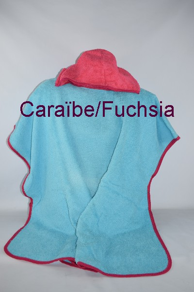 Poncho orion Adulte SANS POCHES